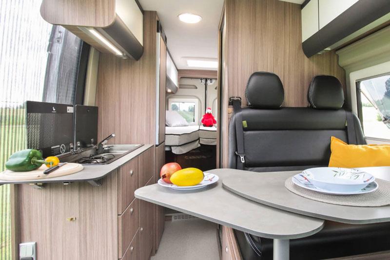 Clever Vans bei Sachsen Caravan