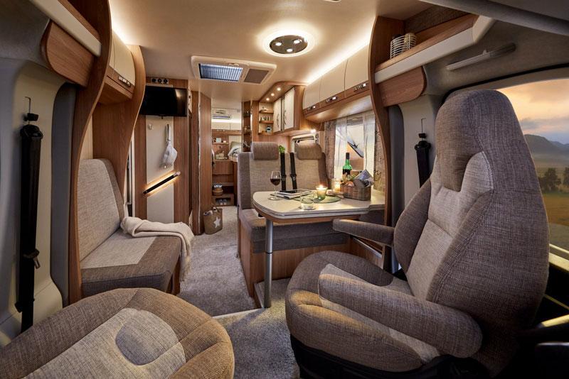 Hobby Caravan Sachsen Caravan